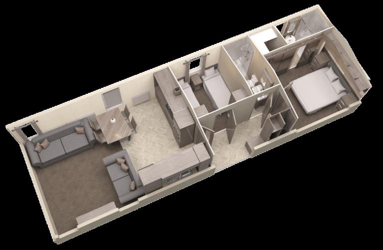 Lakewood Lodge Floor Plan